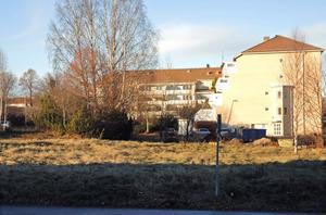 Vectura Fastigheter köper marken intill Siljansvägen. Planen är att bygga ett modernt äldreboende.