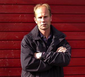 Mikael Holmberg är missnöjd med kommunen agerande.Foto:Jeanette Lundbeck