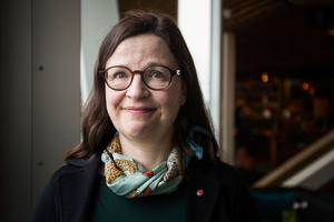 Anna Ekström, S, är Sveriges gymnasie- och kunskapslyftsminister.
