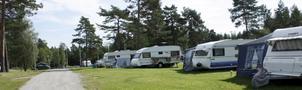 Caravan Club ska installera en bom som regleras av ett alkolås på Silvköparens camping. Arkivfoto: Hans Godén