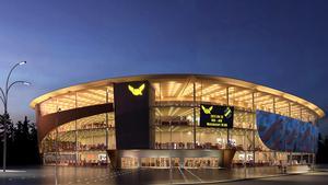 Hockeytempel. En ny ishockeyarena för 6 000 åskådare planeras intill Vasagatan, mellan Friskis & Svettis och Bombardier arena.