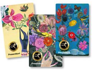 Vi lottar ut 3 stycken Interflora blomstercheckar à 250 kronor styck.
