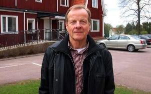 Bernt Persson tillbakavisar kritiken som riktats mot kommunen angående bristen på evenemang i Mora. Foto: Jan Norberg/DT