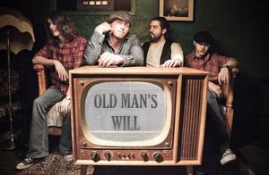 Old Man's Will från Umeå. Gästspelar på CC-puben.