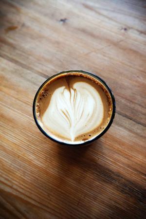 Riktigt kaffe.