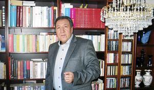 Mehmet Kellgioglu fyller 65 år den 16 mars.