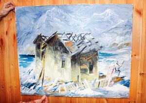 """""""Gömda, glömda hus"""" är temat för utställningen som öppnar i kväll i Hammerdal."""