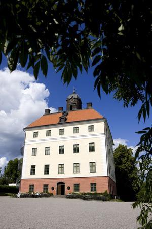 Inte till salu. Engsö slott är känt för sina spöken och väsen. Också i turerna kring försäljningen av slottet och markerna finns mystiska omständigheter. foto: VLT:s arkiv