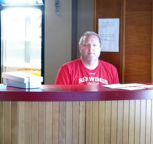 Janne Ansgariusson stänger snart Hotell Gävle.