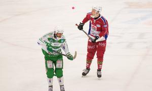 Tobias Holmberg och Jimmy Berglund.