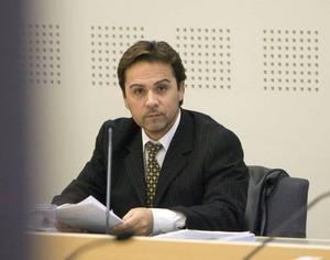 Tito Beltran. Ett av få exempel på svenska kändisrättegångar.Foto:  Scanpix