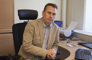Länstrafikens VD Per-David Wennberg.