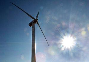 Byggandet av vindkraft har mött motstånd.