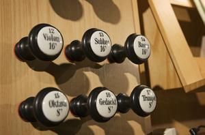 Orgeln i Norbergs kyrka återinvigs efter att ha restaurerats.