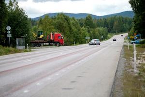 Trafikverket planerar för ett omfattande vägarbete längs riksväg 50 mellan Söderhamn och Glössbo.