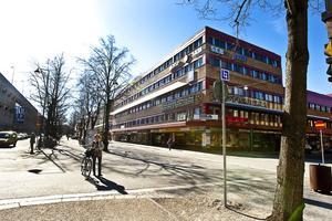 Konturenhuset kan få nya ägare. Den nuvarande, danska Kefren Properties, har begärts i konkurs.