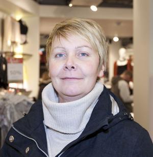 Anniken Melbye, 44 år, förskollärare, Forsbacka:– Jag skulle vilja engagera mig mer politiskt.