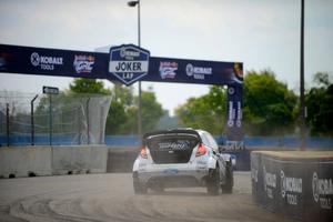 Segern var Sandells andra vinst någonsin i Global Rallycross-serien. Den första kom i Washington förra året.