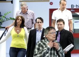 18 juni 2012. Sverigedemokraterna i Sundsvall bestämde sig för att ge koalitionen en