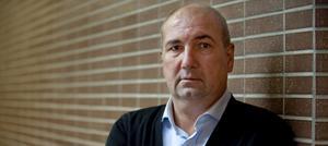 Kurdo Baksi har hamnat i blåsväder på grund av sin bok om vännen Stieg Larsson.