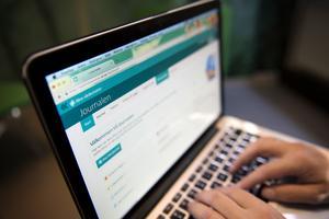Den 1 november förs journaler på nätet i Gävleborg. Ett mycket efterlängtat sjukvårdsbesked.