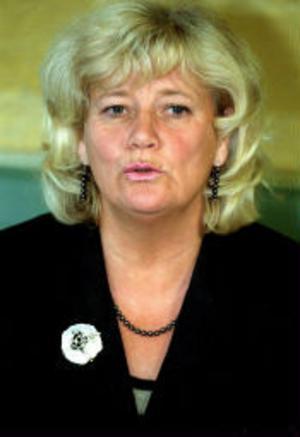 Vem företräder Margareta Winberg — svenska staten eller sig själv?