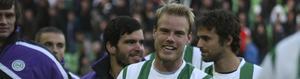 Fredrik Stenman är het på fotbollsmarknaden då han sitter på ett utgående kontrakt. I går fanns representanter för en Serie A-klubb på läktaren när hans Groningen hemmaspelade mot FC Twente.
