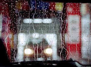 Fyra polettautomater har blivit uppbrutna vid en biltvätt i Avesta.