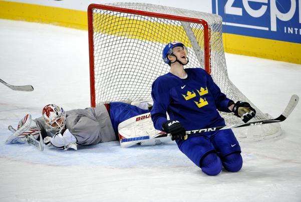 Oliver Ekman-Larsson, en av få som faktiskt tagit sig hela vägen till NHL och är en av ligans bästa backar.