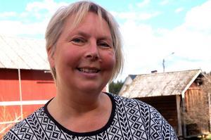 Eva Janstad är producent för Friteatern sedan 1999.