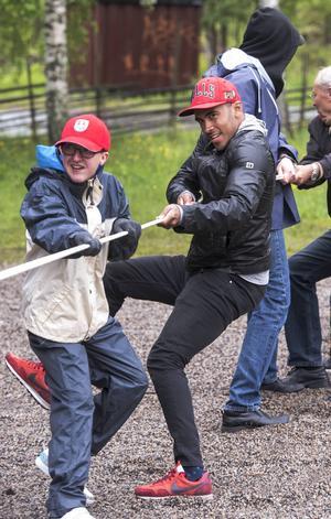 Jeremy Boyce har ofta synts till under Timrå IK:s aktiviteter utanför isen och kommer nu att få en allt större roll i deras samhällsengagemang.