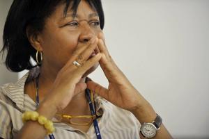 Jamaica Kincaid heter egentligen  Elaine Potter Richardsson och började som skribent på The New Yorker.