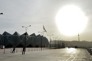 Azerbajdzjan. Under årets Eurovision Song Contest i Baku bör de odemokratiska förhållanden som råder i landet uppmärksammas internationellt.