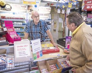 Roine Sandberg, Centralplans tips och tobak, tror att reglerna kommer att leda till att vissa slutar att spela hos Svenska spel.