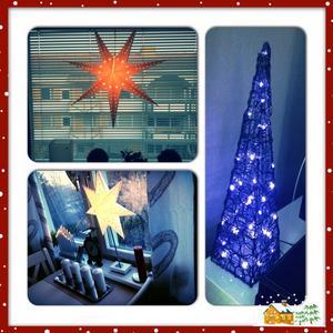 Jul i våran mysiga lägenhet :)