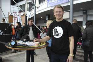Kristian Nervik Nilsen är en av dem som har arbetat för att få ihop dagen.