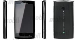 Webbutik släpper info om Sony Ericssons kommande Androidtelefon