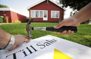 Lantmäteriets lista över de senast genomförda fastighetsaffärerna i Dalarna. Foto: Fredrik Sandberg