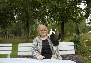 Åsa Frick behövde inte fundera länge förrän Larsbo gård blev verklihet.