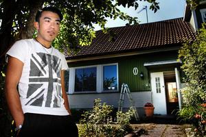 När Hanif Nagavi skulle utvisas till Afghanistan dök han aldrig upp på Arlanda.