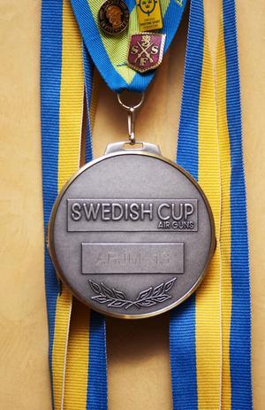 JSM-bronset som Christoffer tog i höstas.