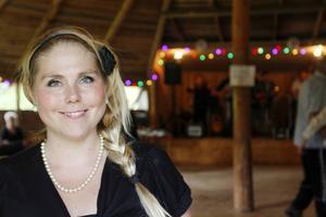 Maria Taraldsson, enhetschef på äldreboendet Häradsgården i Lit, kläckte idén om en nostalgitripp på Österåsens dansbana.