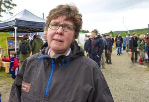 – Jag har haft jättetrevligt. Det är många saker som jag är intresserad av; hundar, kläder, mat. Det här är betydligt bättre än Fäviken, säger Åsa Hagberg från Lofsdalen.
