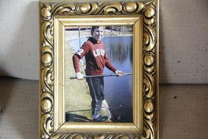 Daniel i 15-årsåldern.