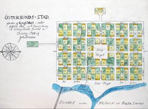 Törnstens ursprungliga plan.