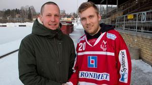 Björn Forsberg och Olle Wiberg är överens om en fortsättning.