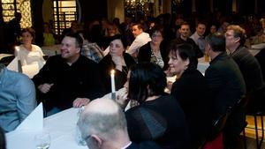 Fagersta AIK firade 100 år under lördagskvällen.