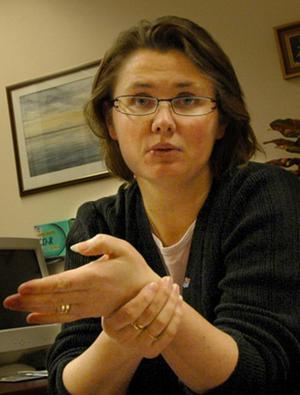 Karin Stierna.