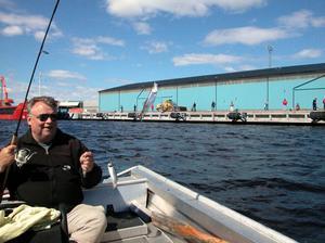 Många saknar möjligheten att fiska strömming i Fredriksskans. Kan turer med fiske efter strömming tillsammans med lite god mat och dryck vara en möjlig affärsidé för en fisketurismentreprenör?
