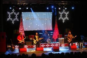 JUL. Julshowerna på Konserthuset i Gävle har blivit populära.